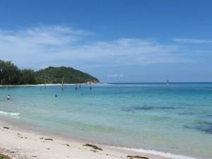 Chaloklum Bay, Koh Phangan; what Rainy Season?