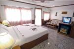 Classic Sea View Room at Utopia Resort, Koh Phangan.