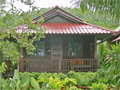 Single Bungalow with Bathroom at Salad Huts
