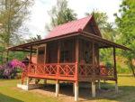 Wattana Resort - Classic Bungalow with Fan