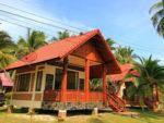 Wattana Resort, Koh Phangan - Family Modern bungalow