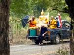 Happy Post-Songkran Greetings from Chaloklum Diving