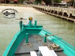 Chaloklum Diving's Boat is back on Koh Phangan