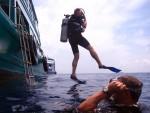 Cours PADI Scuba Diver avec Chaloklum Diving