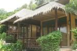 Garden view cottage at Cookies Salad Resort, Koh Phangan, Thailand
