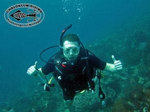 Happy New Year from Chaloklum Diving, Koh Phangan
