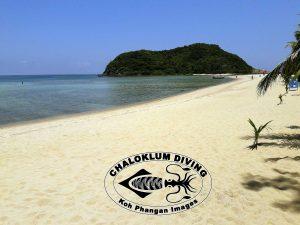 Koh Ma and Mae Haad Beach on a peaceful Koh Phangan