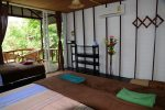 Air conditioned Bungalow at Why Not, Koh Phangan